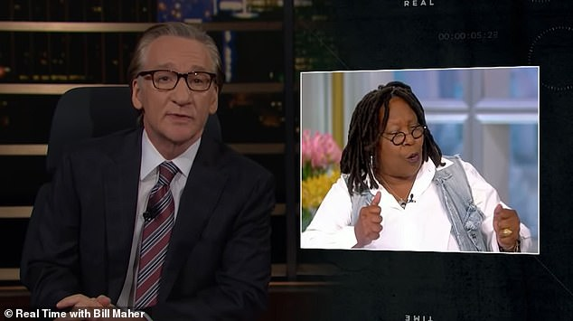 Bill Maher slams Whoopi Goldberg for claiming we need more than one national anthem