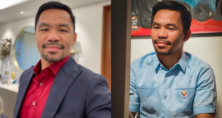 Boxing legend Manny 'Pacman' Pacquiao to run for president in the Philippines in 2022