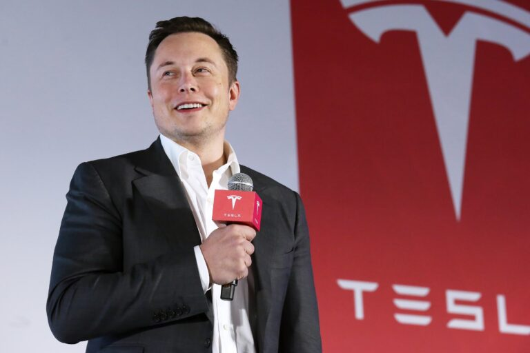 Elon Musk says the chip shortage is a 'short-term' problem