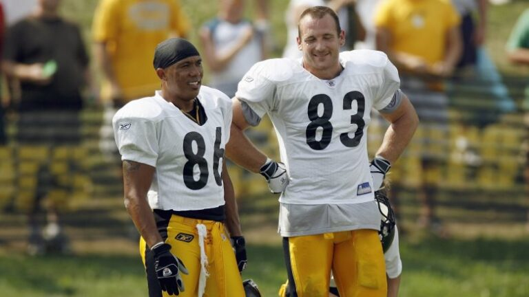 Hines Ward Among 5 Steelers Nominated for Hall of Fame Class of 2022