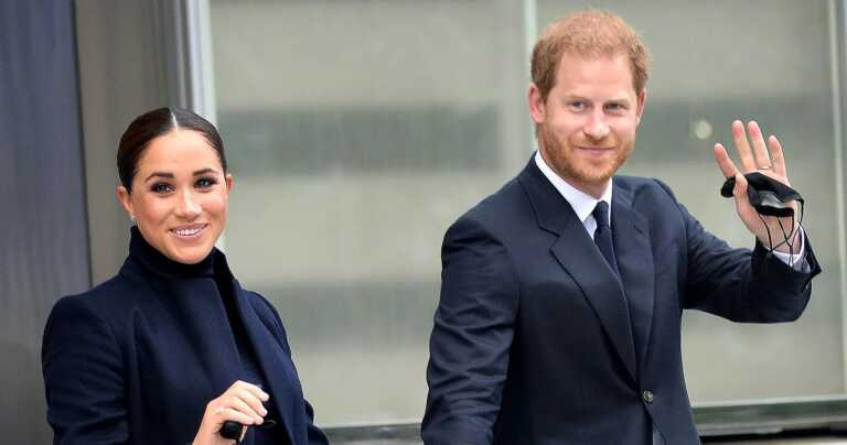 'Hot Hollywood' Podcast: Meghan Markle and Prince Harry Arrive in NYC