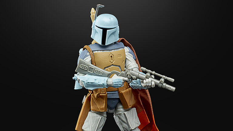 How the Star Wars Boba Fett Toys Commemorate the Franchise's First Prequel