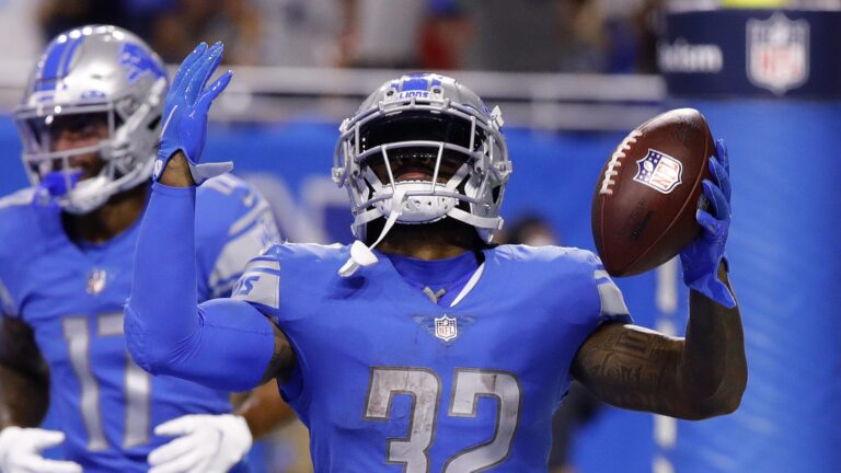 Lions Injury Report: Key Offensive Pieces See Thursday Concern