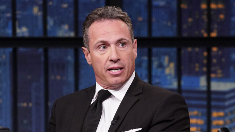 MSNBC avoids covering Chris Cuomo's sexual harassment scandal plaguing CNN