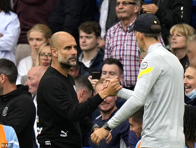 Pep Guardiola triumphs in the battle of tortured geniuses as he finally out-thinks Thomas Tuchel