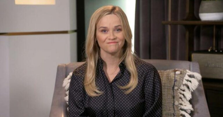 """Reese Witherspoon on Hello Sunshine, helping """"people who have felt other for so long"""""""