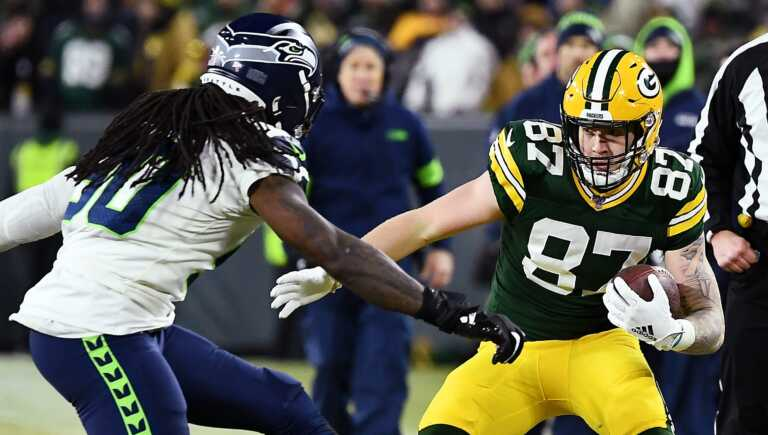Seahawks to Sign Ex-Packers Highly-Touted Tight End