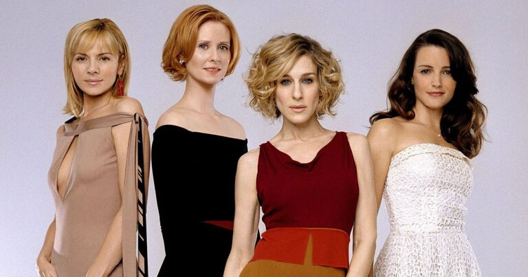 'Sex and the City' Cast: Where Are They Now?