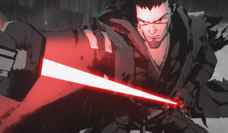 Star Wars Visions: Who Is Ronin?