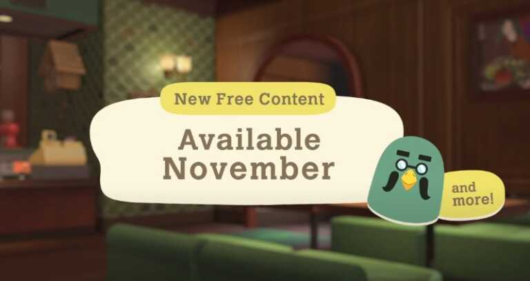 The café pigeon 'Animal Crossing' fans all know and love is coming back to the series