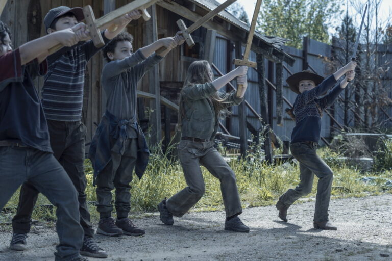 The Walking Dead Season 11 Episode 5 Review: Out of the Ashes
