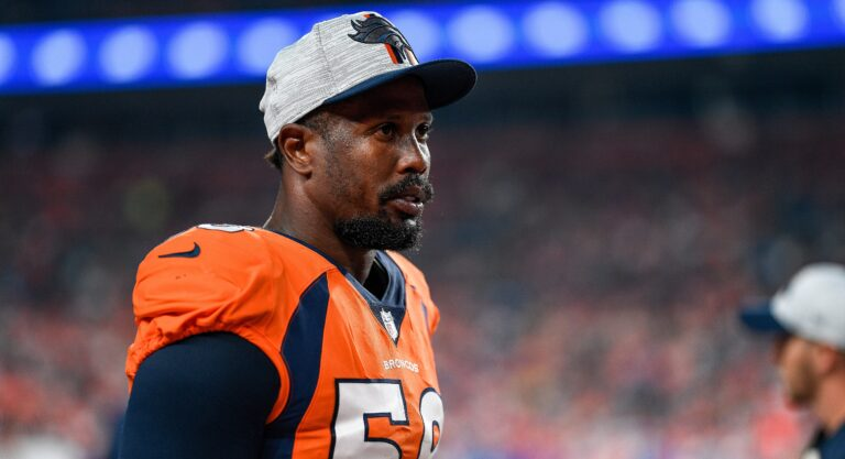 Von Miller: George Paton Has Done 'Incredible Job'